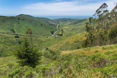 Sausalito Residential Lots & Land For Sale: Wolfback Ridge Road