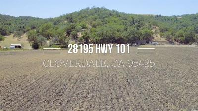 Cloverdale Residential Lots & Land Contingent-Show: 28195 Hwy 101