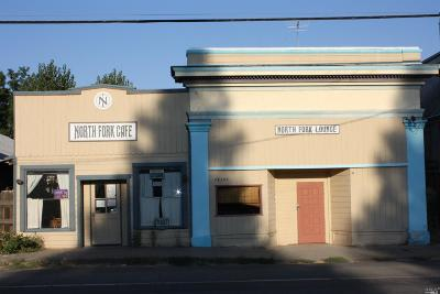 Covelo CA Commercial For Sale: $179,000