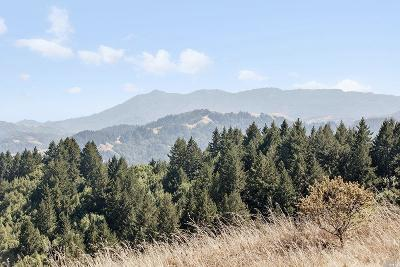 Marin County Residential Lots & Land For Sale: Camino Margarita Road