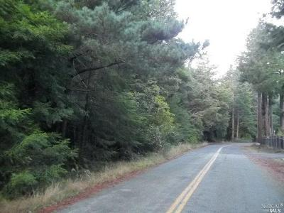 Fort Bragg Residential Lots & Land For Sale: 17500 Redwood Springs Drive