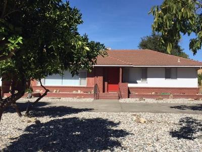 Vacaville Single Family Home For Sale: 289 Fruitvale Road
