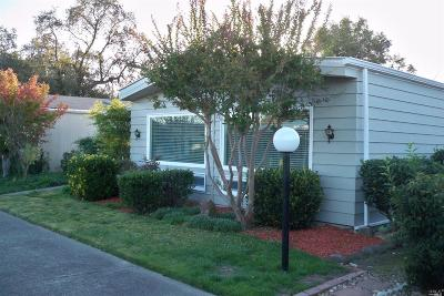 Sonoma Mobile Home For Sale: 55 Guadalajara Drive #55