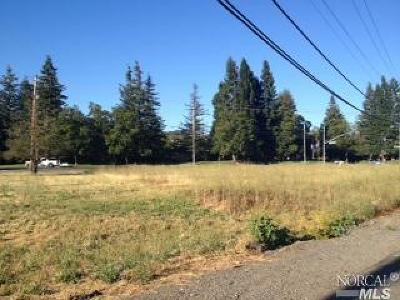 Santa Rosa CA Residential Lots & Land For Sale: $300,000