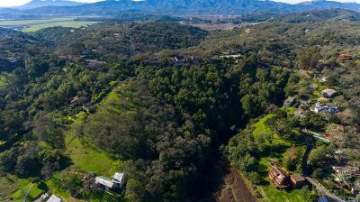 Marin County Residential Lots & Land For Sale: 260 Crest Road