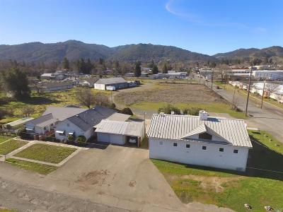 Mendocino County Commercial For Sale: 190 Orr Street