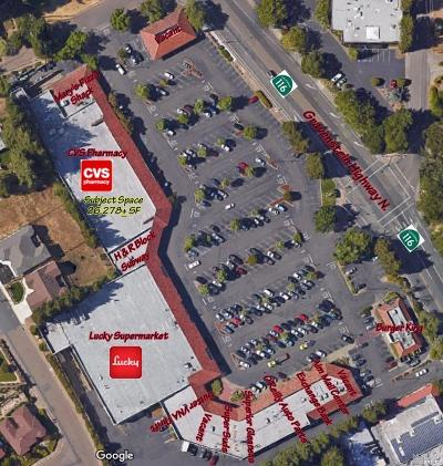 Sebastopol Commercial Lease For Lease: 788 Gravenstein Highway North