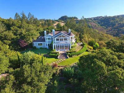 Santa Rosa Single Family Home For Sale: 1920 Redwood Hill Road