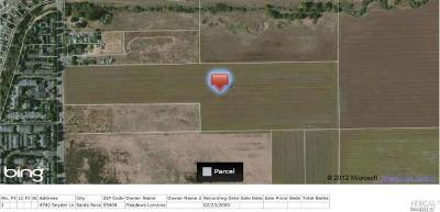 Residential Lots & Land Contingent-Show: 4742 Snyder Lane