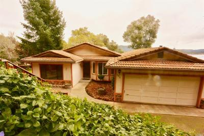 Kelseyville Single Family Home Contingent-Show: 3070 Southlake Drive