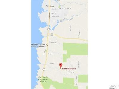 Fort Bragg Residential Lots & Land For Sale: 32395 Pearl Drive