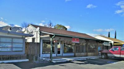 Ukiah CA Commercial For Sale: $750,000