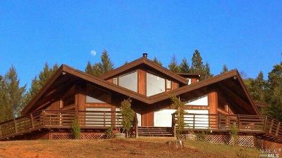 Laytonville Farm & Ranch For Sale: 46806 North Hwy 101 Highway