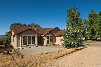 Hidden Valley Lake Single Family Home For Sale: 19085 Coyle Springs Road