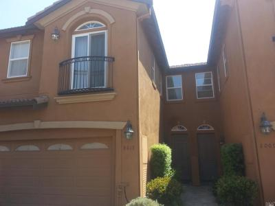 Vallejo Condo/Townhouse For Sale: 8015 Vertine Court