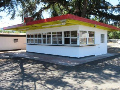 Ukiah CA Commercial For Sale: $525,000