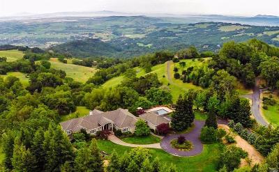 Sonoma Single Family Home For Sale: 7050 Grove Street