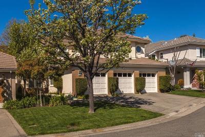 Fairfield Single Family Home For Sale: 2959 Quail Hollow Drive