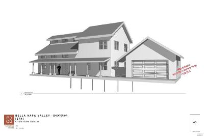 Napa Residential Lots & Land For Sale: 18 Chestnut Court
