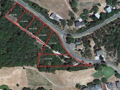 Kelseyville Residential Lots & Land For Sale: 10327 Sunset Ridge Drive