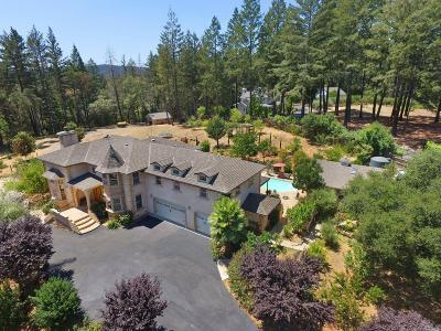 Healdsburg Single Family Home For Sale: 1014 Westside Road
