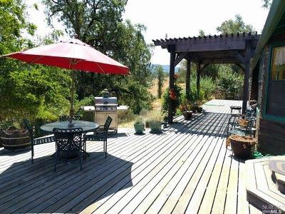 Willits Single Family Home For Sale: 2211 East Hill Road