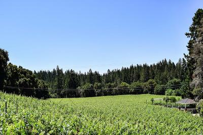 Napa County Farm & Ranch For Sale: 773 Sunnyside Road