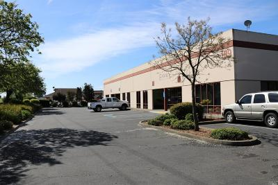 Napa County Commercial For Sale: 105 Klamath Court