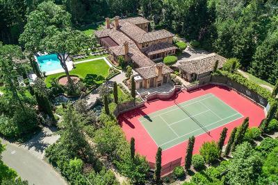 Ross Single Family Home For Sale: 2 De Witt Drive