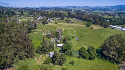 Petaluma Residential Lots & Land Contingent-Show: 2890 Middle Two Rock Road