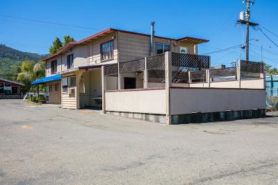 Mendocino County Commercial For Sale: 1109 South State Street