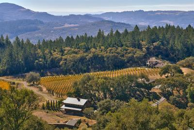 Sonoma County Farm & Ranch For Sale