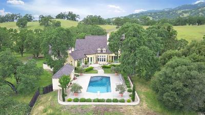 Ukiah Single Family Home For Sale: 4001 Deerwood Drive