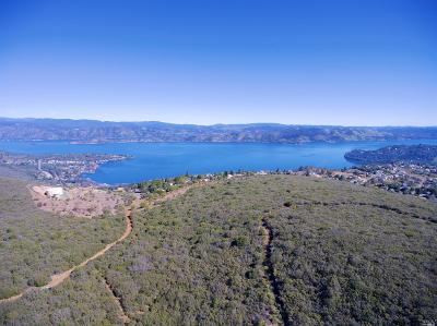 Kelseyville Residential Lots & Land For Sale: 5195 Tomahawk Way