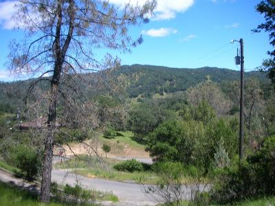 Napa County Residential Lots & Land For Sale: 7 Chestnut Court