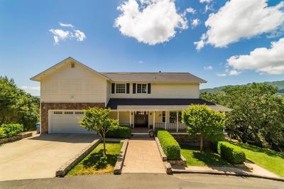 Sonoma Single Family Home For Sale: 17420 Keaton Avenue