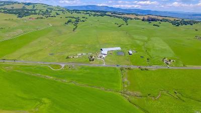 Petaluma Single Family Home For Sale: 4695 Old Adobe Road