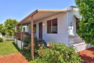 Windsor Mobile Home For Sale: 708 Sequoia Drive #708 Sequ
