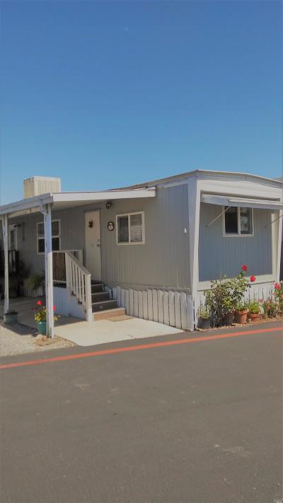 Santa Rosa Mobile Home For Sale: 58 Romani Court #58