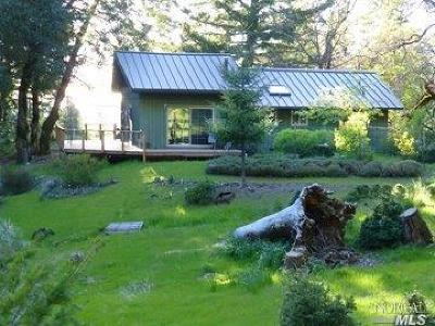 Laytonville Farm & Ranch For Sale