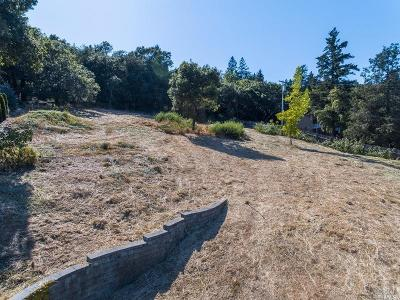 Sonoma County Residential Lots & Land For Sale: 3427 Parker Hill Road