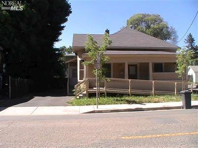 Ukiah CA Single Family Home For Sale: $279,900