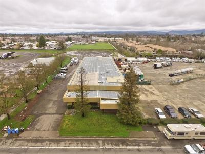 Sonoma County Commercial For Sale: 455 Yolanda Avenue