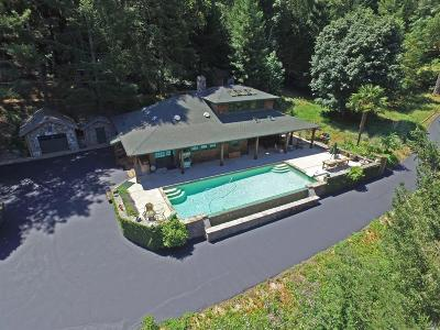 Napa Single Family Home For Sale: 6560 Dry Creek Road