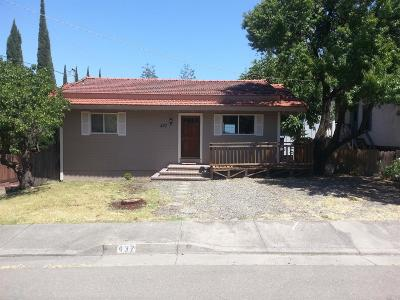 Solano County Multi Family 2-4 For Sale: 350 Riverview Street