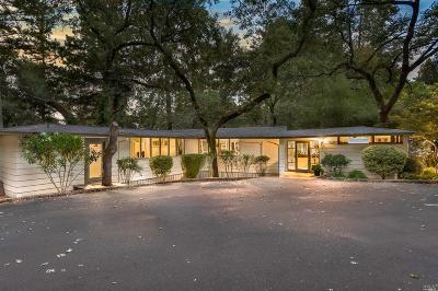 Santa Rosa CA Commercial For Sale: $890,000