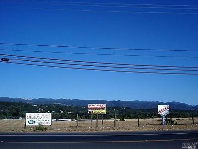 Ukiah Residential Lots & Land For Sale: 3101 North State Street