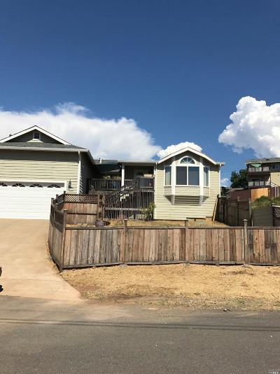 Kelseyville Single Family Home Contingent-Show: 5542 Ponca Court