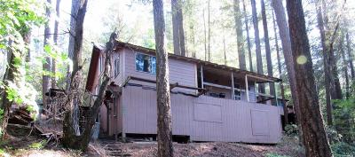 Cobb Single Family Home For Sale: 10303 Brookside Drive