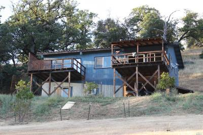 Single Family Home For Sale: 35810 Mendocino Pass Road